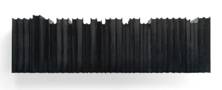 Rachel Whiteread-Untitled (Black Books)-1997
