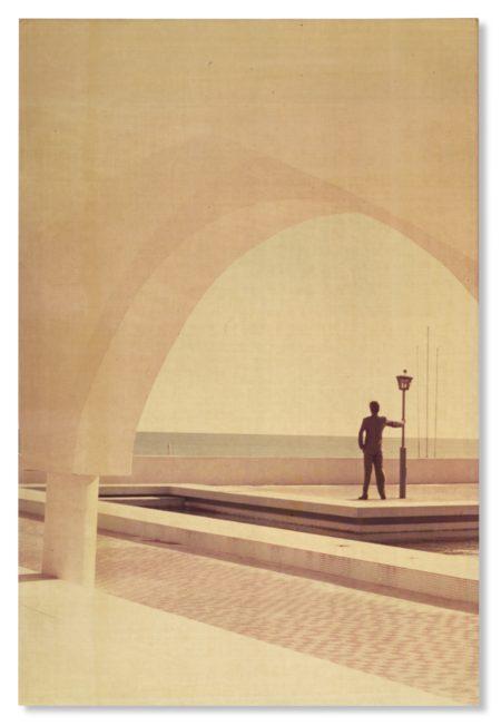 Martin Kippenberger-Kippenberger Als Neckermann Im Hotel Paradies In Hammamet Tunesien-1980