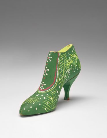Andy Warhol-Wooden Shoe-1964