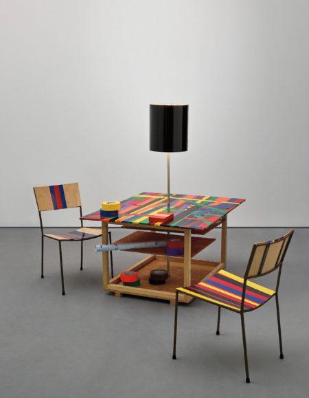 Franz West-Creativity: Furniture Reversal-1998