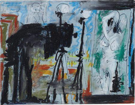 Pablo Picasso-Le Photograph-1964