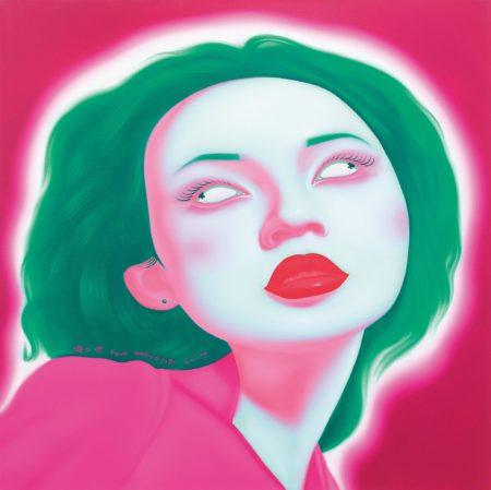 Feng Zhengjie-Chinese Portrait G Series 2007 No. 16-2007
