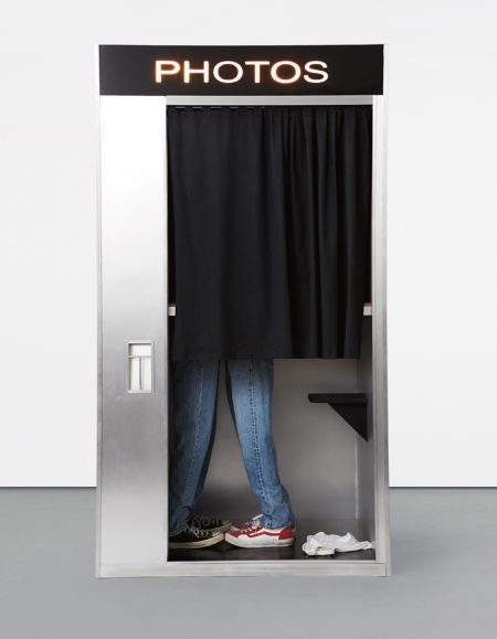Elmgreen & Dragset-Photo Booth-2004