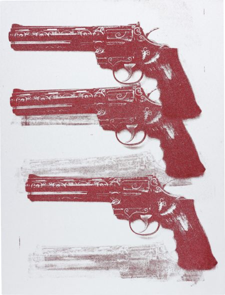 Russell Young-Elvis TCB Gun-2011