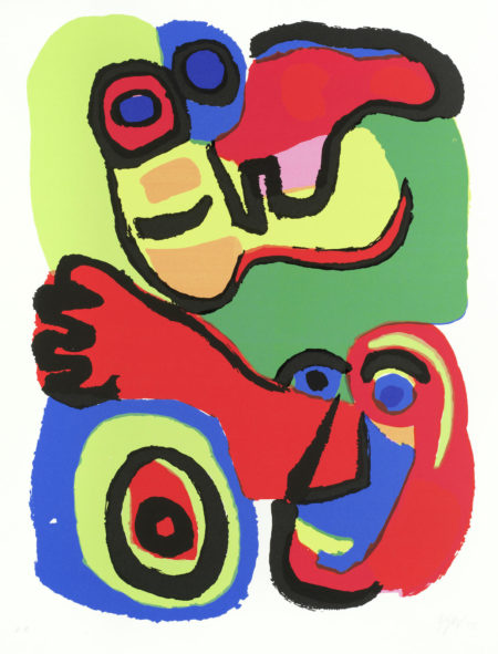 Karel Appel-Untitled-1975