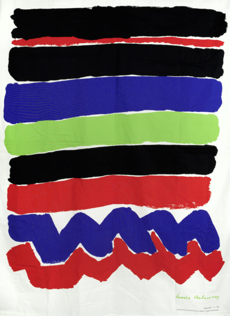 After Sonia Delaunay - New-York-1992