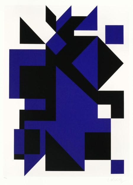 Victor Vasarely-Utica-1982