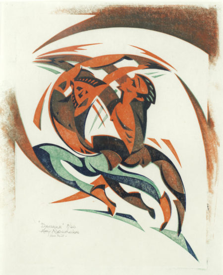Gary Ratushniak-Dancers-1994