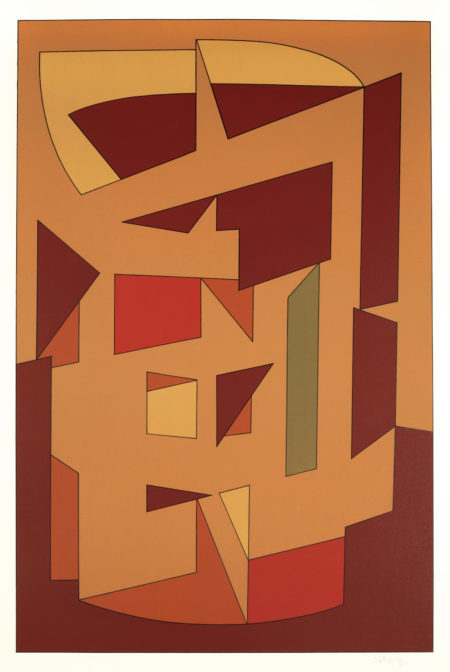Victor Vasarely-Kallion-1949