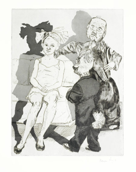 Paula Rego-Untitled-