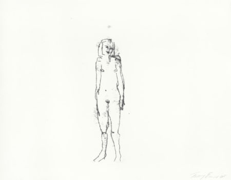 Tracey Emin-When I think about sex-2005