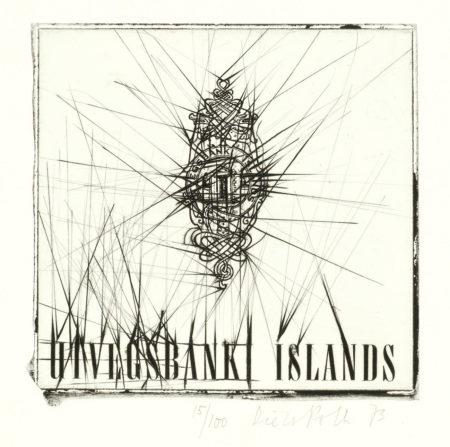 Utvegsbanki Islands-1973