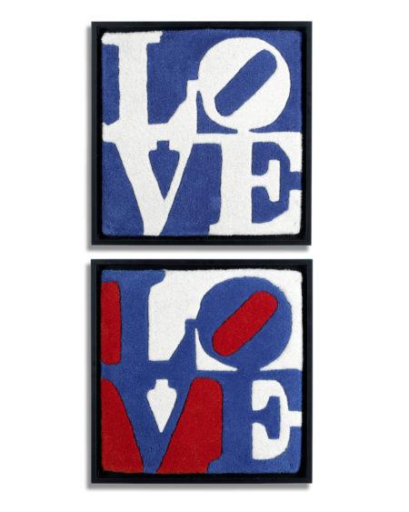 Robert Indiana-After Robert Indiana - 04 Love; Czech Love-2006