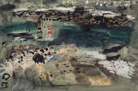 John Piper-Portsall-1965