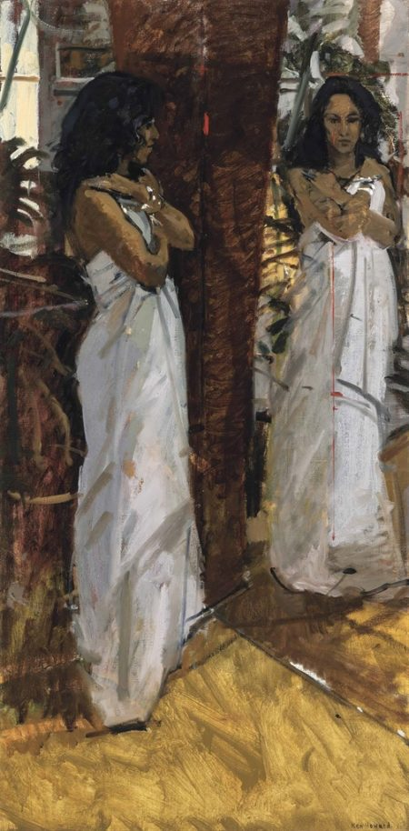 Ken Howard-Sarah: Harmony in white-