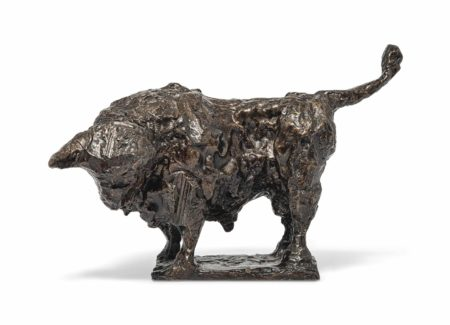 Robert Clatworthy - Bull-1957