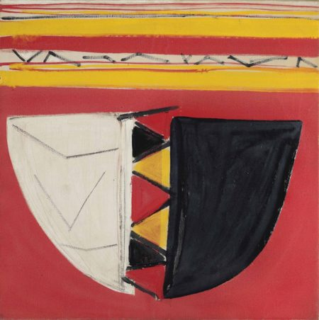 Terry Frost-Red and Yellow-1963