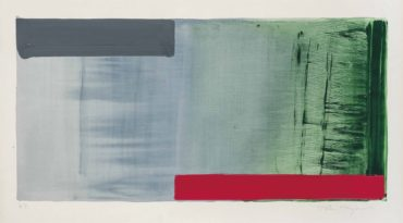 John Hoyland-Untitled-1967
