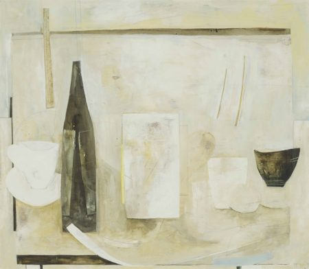 Ffiona Lewis-Group III (with wine goblet)-1997