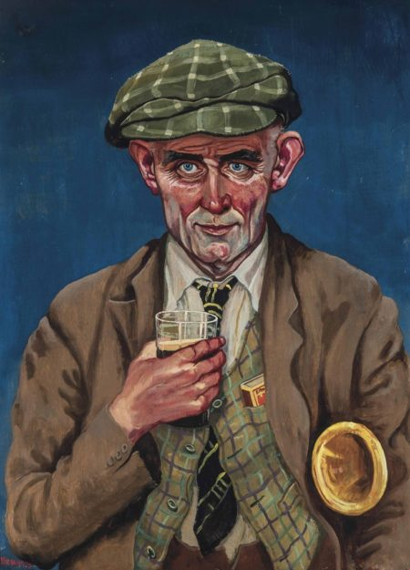 Harry Kernoff-Captain Willy Doyle-1944