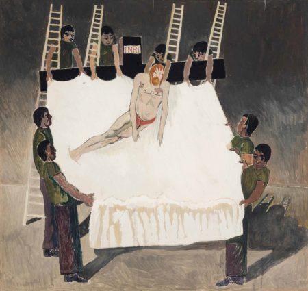 Gilbert Spencer-Descent from the Cross-1960