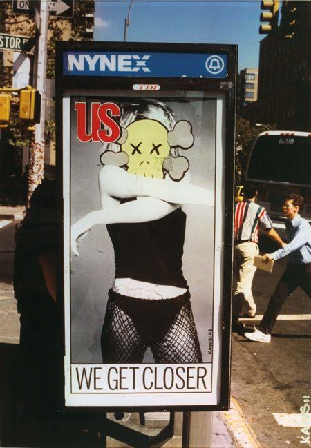 KAWS-Untitled (Us)-1996