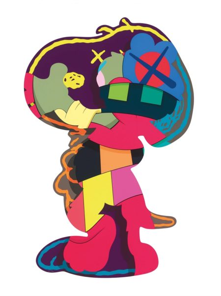 KAWS-Isolation Tower-2016