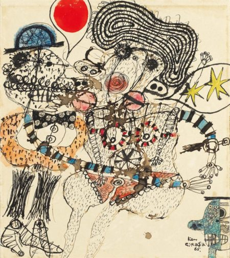 Key Hiraga-Untitled-1965