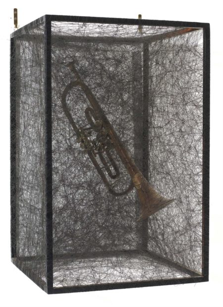 Chiharu Shiota-Trauma / Alltag (Trumpet)-
