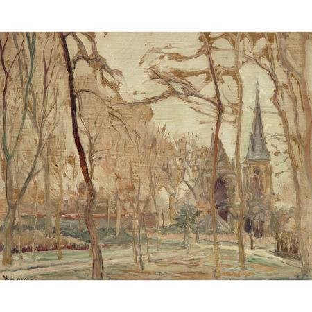 Gustave Loiseau-Le Parc-