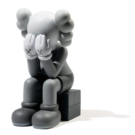 KAWS-Companion (Passing Through)-2013