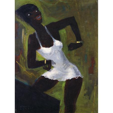 Paul Colin-Danseuse Noire-