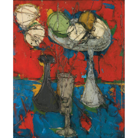 Claude Venard-Composition-