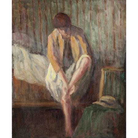 Maximilien Luce-Le Lever, Vers-1937