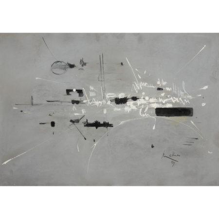 Georges Mathieu-Composition-1959