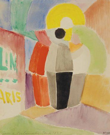 Sonia Delaunay-Groupe de femmes-1925