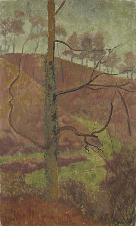 Paul Serusier-L'arbre mort-1913