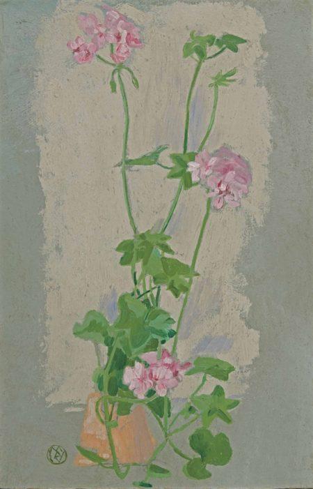 Maurice Denis-Geranium-1890