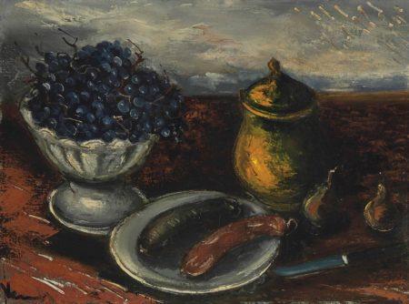 Maurice de Vlaminck-Nature morte-1940