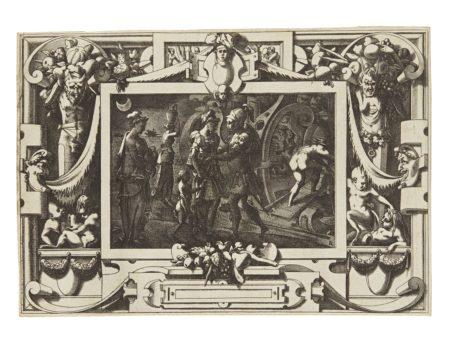 Rene Boyvin-Histoire de Jason et de la conquete de la toison d'or-1563