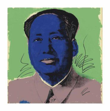 Andy Warhol-Mao-1972