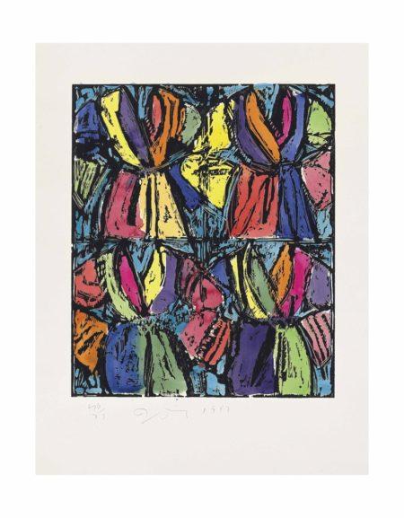Jim Dine-Dexter's Four Robes-1992