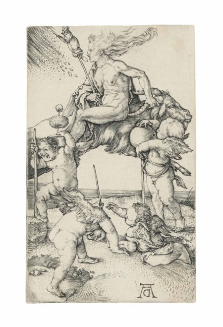 Albrecht Durer-The Witch-1500