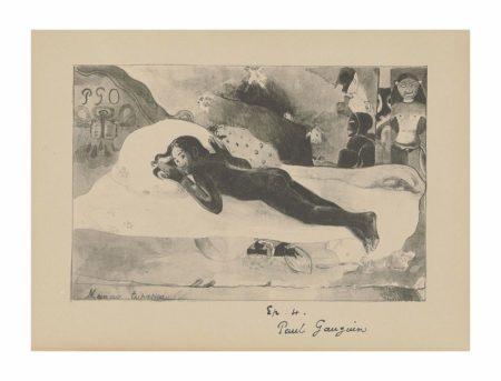 Paul Gauguin-Manao Tupapau-1894