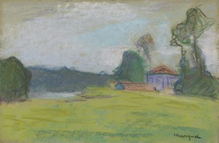 Albert Marquet-Bord De Seine-