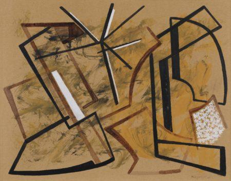 Alberto Magnelli-Composition-1941