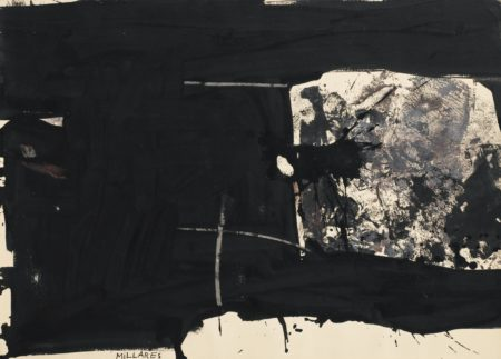 Manolo Millares-Untitled-1960
