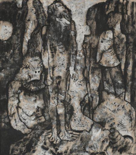 Frits Van den Berghe-La Peur-1930