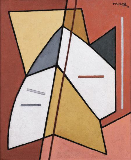 Alberto Magnelli-Illumination-1963