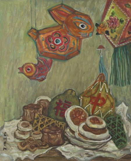 Georgette Chen-Mooncakes And Lanterns-